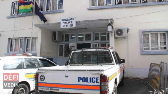 Goodlands : un individu suspecté de 25 cas de vol par la CID