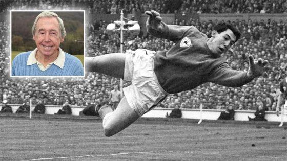 Ballon rond : L'ancien gardien de but anglais, Gordon Banks, auteur de « l'arrêt du siècle » est mort