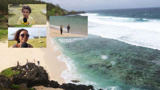 [En Images] Gris-Gris : des vagues impressionnantes attirent plus d'un