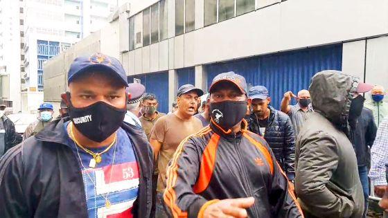 Private Prosecution : des «gros bras» sont venus soutenir le ministre Sawmynaden