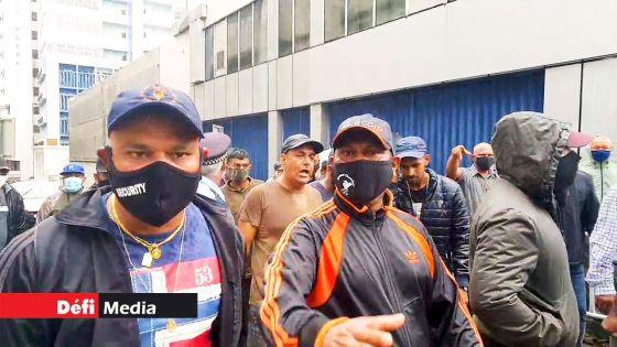 «Inacceptable et déplorable qu'une journaliste se fasse menacer», dit le syndicaliste Rajesh Narain Gutteea