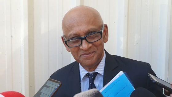 Simla Kistnen accusant Sawmynaden d'avoir «menti» : «Mon client répondra aux questions devant les institutions», réagit Me Gulbul