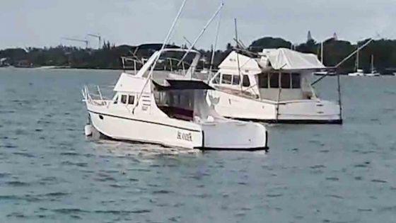 Saisie record de drogue : saisie de deux bateaux appartenant à la famille Gurroby à Mont-Choisy et Grand-Baie