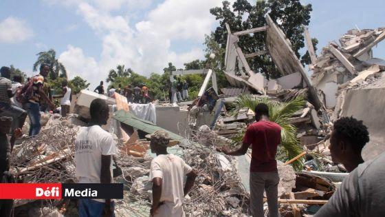 Aide humanitaire en raison de catastrophes naturelles : Maurice fait don de Rs 1.1 million au gouvernement haïtien