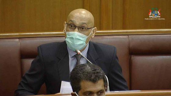 «Un cas de Kawasaki avait été signalé dans une clinique privée», révèle Jagutpal