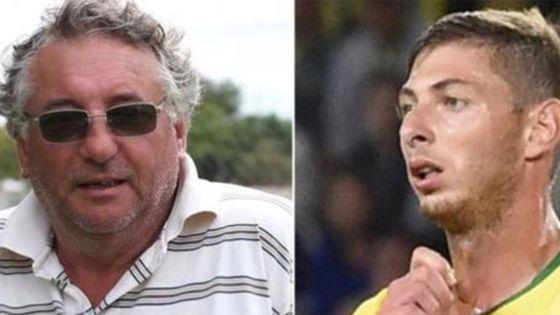 Le père du footballeur Emiliano Sala décède tragiquement trois mois après son fils