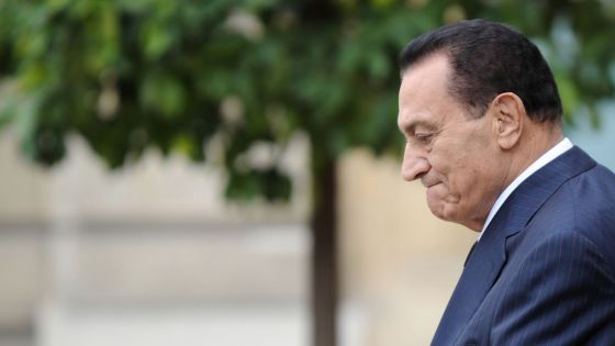L'ex-président égyptien Hosni Moubarak est mort