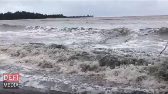 Effet combiné d'un anticyclone et de Diane :«les sorties en mer fortement déconseillées»