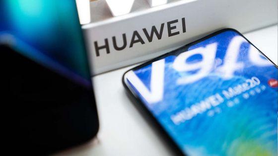 Huawei «en discussion» avec Google pour répondre à l'interdiction américaine