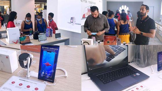 Un nouveau Huawei Experience Store au Phoenix Mall