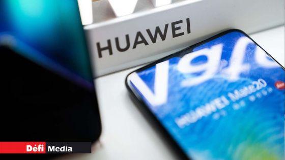 Guerre commerciale entre l'Amérique et la Chine : les produits Huawei déjà vendus et actuellement en vente pas affectés