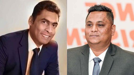 Premiers pas en tant que ministres : Avinash Teeluck et Vikram Hurdoyal invités de l'émission Au Coeur de l'Info ce mercredi