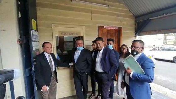 Enquête sur l'affaire «Sherry Gate» : l'avocat Ashley Hurhangee entendu par le CCID
