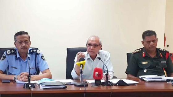 Wakashio : suivez en direct la conférence de presse d'Anwar Husnoo