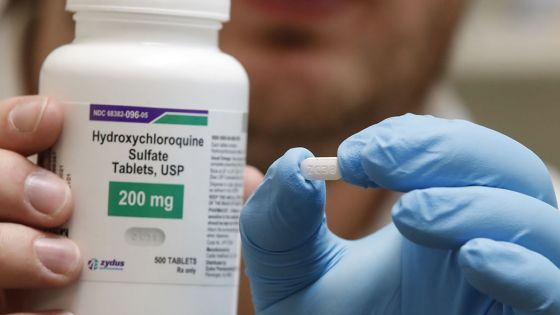 Covid-19 : coup d'arrêt pour l'hydroxychloroquine en France