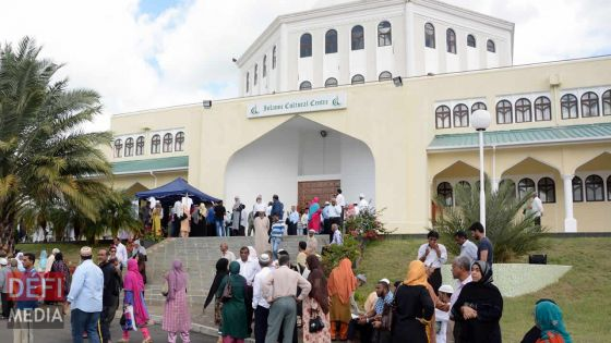 Des caméras CCTV seront installées à l'Islamic Cultural Centre suite à un vol