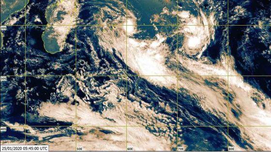 Météo : l'alerte cyclonique levée à Rodrigues