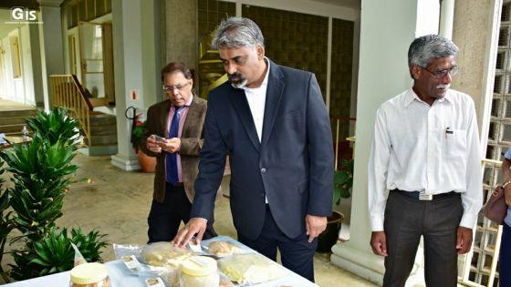 Maneesh Gobin annonce la création d'une Agro Processing Zone