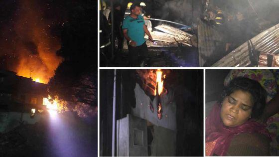 À Plaine-Verte : un suspect arrêté pour l'incendie de trois maisons