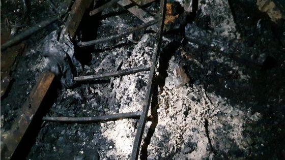 Incendie à Cité La Chaux Longères : le malheur de quatre familles en ce jour de Noël