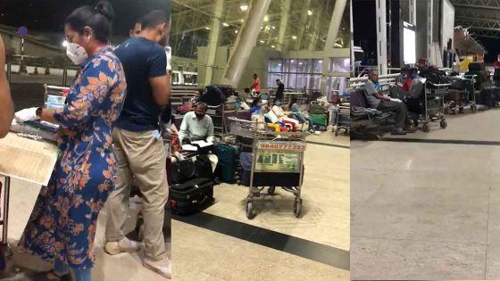 Rapatriement : 149 Mauriciens de Chennai et Mumbai embarquent pour Maurice
