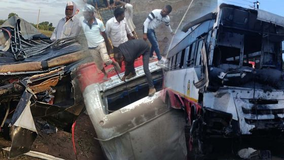 Inde : 26 morts dans un accident de car