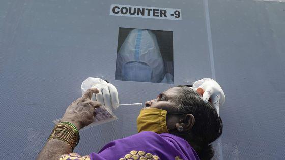 Virus: l'Inde dépasse les deux millions de cas déclarés