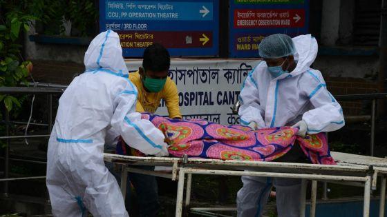 Covid-19 : l'Inde franchit la barre des 250 000 décès