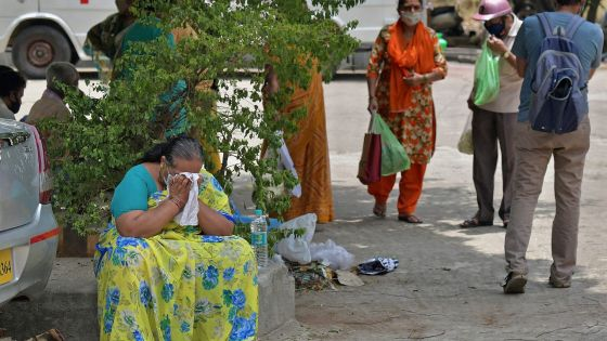 Inde : record de plus de 2 000 morts du Covid-19 en 24 heures