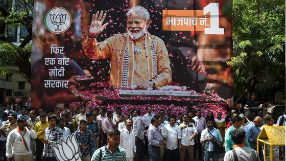 Le BJP de Modi consolide son emprise sur l'Inde