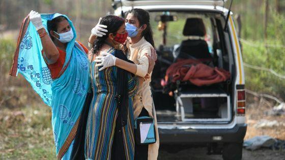 Inde : près de 4 000 décès dus à la Covid-19 et 412 000 nouvelles contaminations en 24 heures