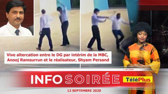 [Info Soirée]: Shyam Persand : « Video la dir tou, biento mo pu koze »