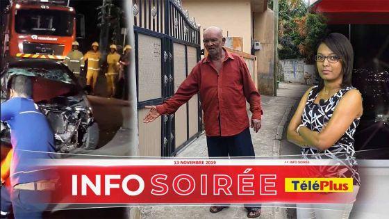 [Info soirée] Accident à Plaine-des-Roches : «Monn coz ar trwa dimunn-la, avan zot mor», raconte Vijay
