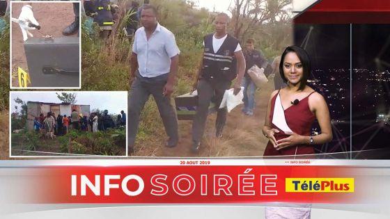 Rodrigues : Elle est poignardée devant ses enfants
