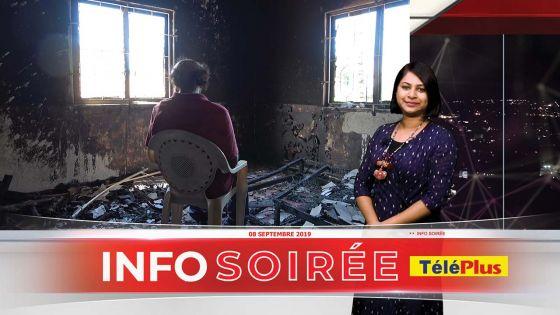 Incendie criminel à Upper Vale : la maison d'un sexagénaire saccagée sous ses yeux