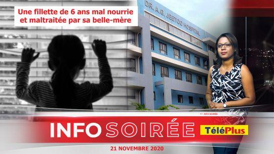 [Info Soirée] : «Mo pann kapav get sa bann mark-la dan so figir, monn bizin denonse»