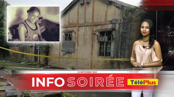 [Info Soirée] Joyce tuée par son concubin, son ex-époux : «Mo fine plizir fwa essaye sov so lavi»