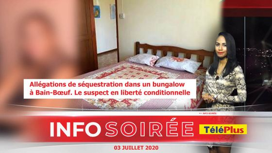 [Info Soirée] : La victime présumée : «Monn ress asiz enn la nwit san manze ek enn couto anba mo lagorz»