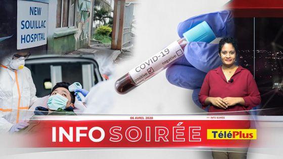 [Info Soirée] : COVID-19 : 5 premiers cas de guérison et mille tests par jour d'ici la semaine prochaine