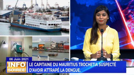 [Info Soirée] : Mauritius Trochetia : «Bato la pa ti bizin vinn Sri Lanka nou fami pe gayn traka», dit un marin