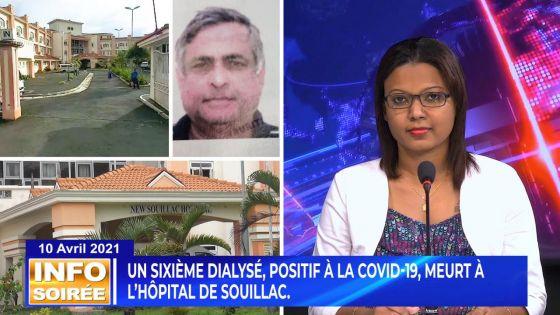 [Info Soirée] : « Mo papa finn dir mwa ki se dan karantenn ki li finn santi li ekspoze », dit sa fille