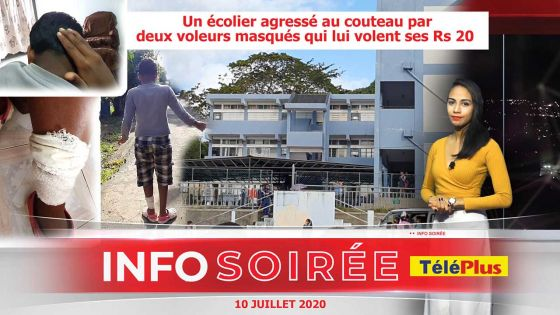 [Info Soirée] : «Linn tape mwa par deryer et dir mwa sis fwa donn kass»