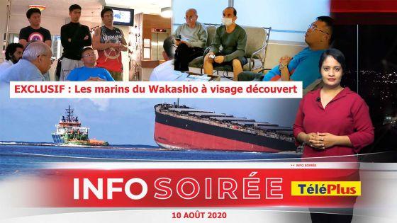 [Info Soirée] Wakashio : cinq marins entendus par les autorités mauriciennes ce lundi