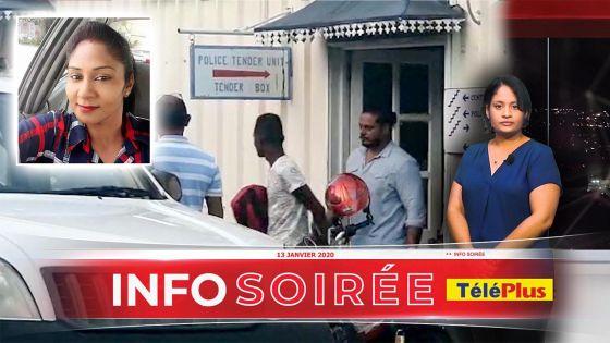 [Info Soirée]: Meurtre de Devianee Bheekun : un mineur et l'épouse du principal suspect coffrés par la police