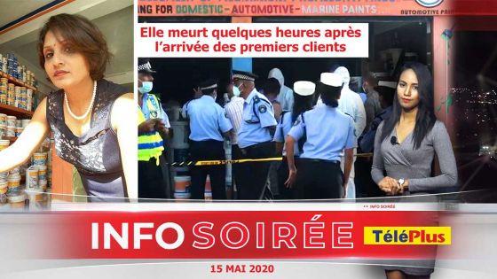 [Info Soirée] : «Kan monn rantre monn trouv madam anba ti ena tras disan kuma dir finn trenn li»