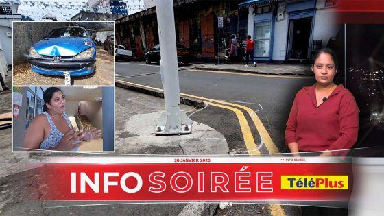 [Info Soirée] Un «conducteur» de 15 ans impliqué dans un accident fatal : «Mo ena ziska dime pou trouv Rs 40 000», dit sa mère