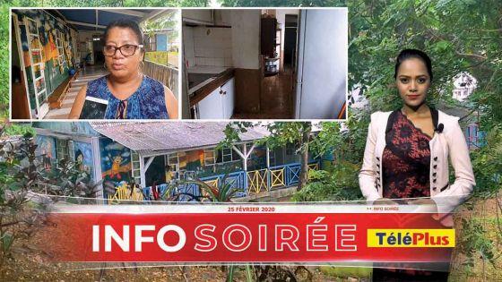 Info soirée : Vol à la crèche de Ste Anne : « zot ine kokin ene tempo ek poule dan frizider »