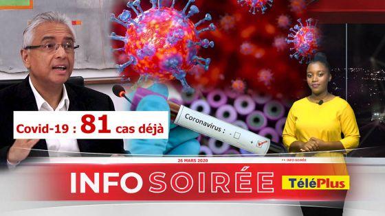 [Info Soirée] La Santé : «Okenn plas pa safe»