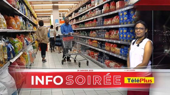 [Info Soirée] Produits alimentaires de Chine : «Nou ena stock pou tini ziss 3 mwa»