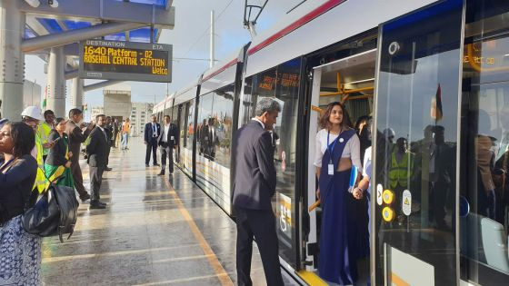 Metro Express : des règlements promulgués pour s'assurer du bon comportement des passagers